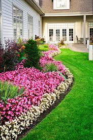 Full Size of Excellent Front Yard Flower Landscaping Ideas Image Garden  Awesome 47 Excellent Front Yard ...