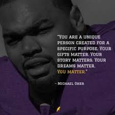one of my favorite poems long before the blind side charge of the nfl star the blind side inspiration michael oher headlining alabama adoption agency event