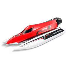 <b>WLtoys</b> WL915 RC Brushless <b>F1</b> Racing Boat <b>2.4GHz</b> Digital ...