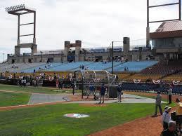 Zephyr Field Seating Chart Diamond Visits Cashman Field Las Vegas Nv Big League