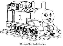 Small Picture Thomas The Train Coloring Page Print Thomas The Train pictures