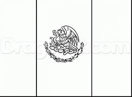 Small Picture Flag Coloring Pages Free glumme