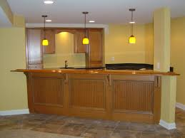 DIY Basement Bar Plans Berg San Decor