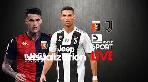 Genoa 1-3 Juventus LIVE 13.12.2020 - YouTube