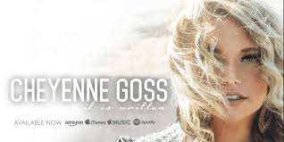 Itunes Country Charts Cheyenne Goss Releases Debut Album It Is Written Debuts