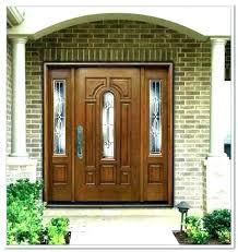 front door glass panels replacement front door glass panels replacement really encourage regarding doors with side