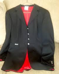 Pikeur Diana Size Chart Behind The Bit Pikeur Diana Jacket For Sale The Photos