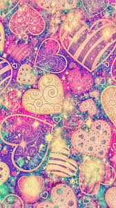 Glitter Cute Girly Wallpapers For Iphone
