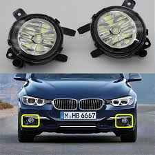 Led Lights For 2013 Bmw 328i Us 20 39 49 Off Car Led Light For Bmw 3 Series F30 F31 F34 320i 328i 328d 335i 2012 2013 2014 2015 2016 Car Styling Front Led Fog Light Fog Lamp In