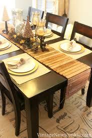 Easy Diy Dining Table Stunning Decoration Dining Table Runner Smartness Easy Diy Table