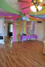 I want to post my party too! Plastic Tablecloth DecorationsTablecloth ...