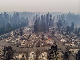 Camp Fire Now 135 000 Acres 35 Percent Contained As 48 Confirmed