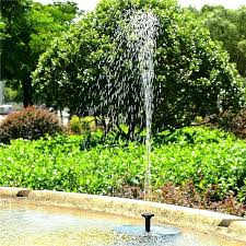 solar water pump for pond fountain kit outdoor floating kits stylish inspiration 4 pumps prod