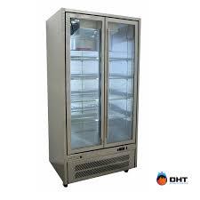 williams quartz hq28gdss double glass door upright fridge stainless steel