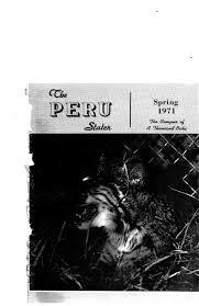 1971 The Peru Stater (Nebraska) by Peru State College Library - issuu