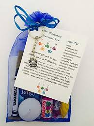 60th birthday survival gift kit fun happy birthday gift present for him her choose
