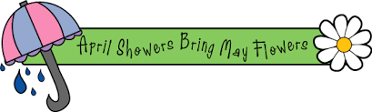 April showers bring clipart - WikiClipArt