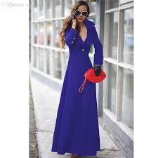 whole 2016 winter woolen extra long trench coat for women overcoat turn down collar floor length coat woman wool maxi dress coated roofing dress slacks