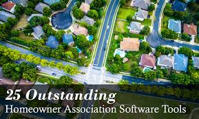 25 Outstanding Hoa Software Options For Your Homeowners