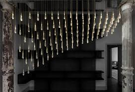 dh liberty tear drop chandelier 1 design haus libertys staggering light sculpture made from one of