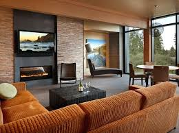 linear fireplace with tv above l series gas fireplace with above i like the new take
