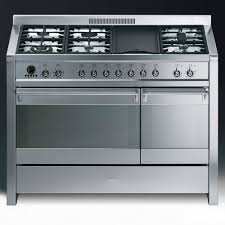 Why Dual Fuel Range Smeg A3 7 A3 120cm Opera Dual Fuel Range Cooker Appliance City