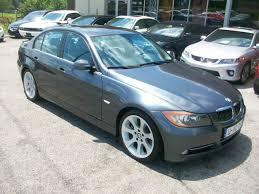 BMW Convertible 2007 335i bmw : 2007 BMW 335i Sedan w/ Sport Pkg - Autoshowcase