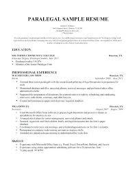 Immigration Paralegal Resume Sample Best of Paralegal Resume Sample Ideas Collection Immigration Paralegal