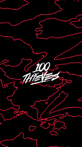 100 Thieves Apparel + Merch Wallpapers ...