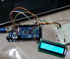 arduino temp humidity sensor using dht11 and i2c lcd one day arduino temp humidity sensor using dht11 and i2c lcd one day project 4 steps