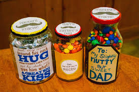 Decorated Candy Jars How to Make Fathers Day Candy Jars YouTube 55