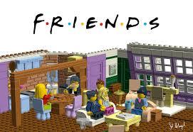 Lego Full House Lego Ideas Friends Monica And Rachels Apartment