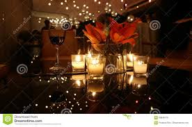 Candle Light Dinner Hd Images Candle Light Dinner Table Stock Photo Image Of Ceremony