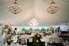 off white chiffon full canopy d with crystal chandelier cer and large wrought iron chandeliers