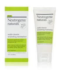 neutrogena naturals multi vitamin nourishing moisturizer
