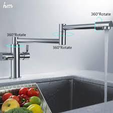 Presyo Ng Kitchen Sink Faucet Stretch Folding Bathroom Kitchen Mixer