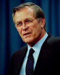 Donald Rumsfeld bleibt US-amerikanischer Verteidigungsminister – Wikinews,  die freie Nachrichtenquelle