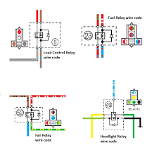 fault codes relay fuse location wire diagram diagnostics new for 2014 is a new solid state fuel relay old relays were mechanical moving parts the new solid state relay has no internal moving parts so