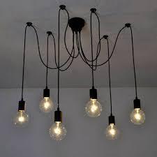Retro Hanglamp Vintage Kroonluchter Industrieel Tradeshop Onlinehandel