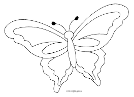 Printable Butterfly Outline Butterfly Outline Drawing 8 Cupcakes Butterfly Wing Template