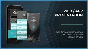 After Effect Presentation Template Free App Presentation Template Free Beautiful Web App Presentation