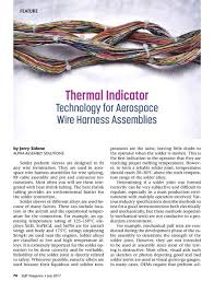 smt magazine smt july2017 Aerospace Wire Harness contents of this issue aerospace wire harness manufacturers