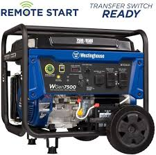 electric generators. Gasoline Powered Wireless Remote Start Portable Generator Westinghouse Engine Electric Generators T