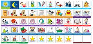 Activity Chart Kids My Busy School Week Childrens Activity Chart