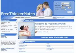 free atheist dating sites