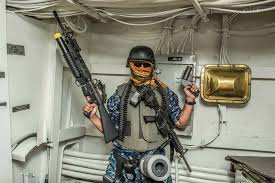 Us Navy Seal Actually Just Really Tactical Gunners Mate