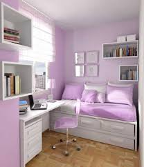 Small White Bedroom Chair Girls Bedroom Simple And Neat Small Pink And Purple Girl Bedroom