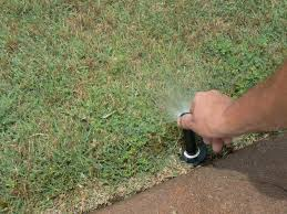 Image result for Lawn Sprinkler System Maintenance Tips