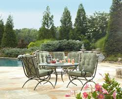kmart patio furniture on nice ideas 4 jaclyn smith cora 5 dining chairs sage green