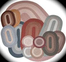 bring the warmth and comfort of new england into your home with constitution braided rugs